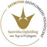 Saswitha gediplomeerd.